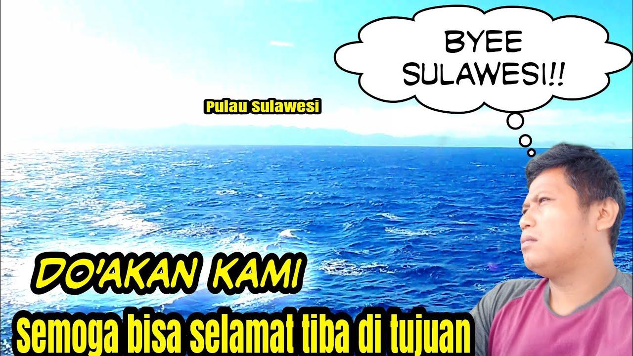 Truk Dyna dan Dutro berkumpul dalam 1 kapal feri, OTW Pulau Kalimantan