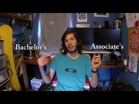 Should I Get an Associate's Or A Bachelor's Degree?
