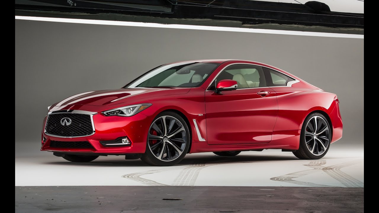 2017 Infiniti Q60 News Release Date And Pricing