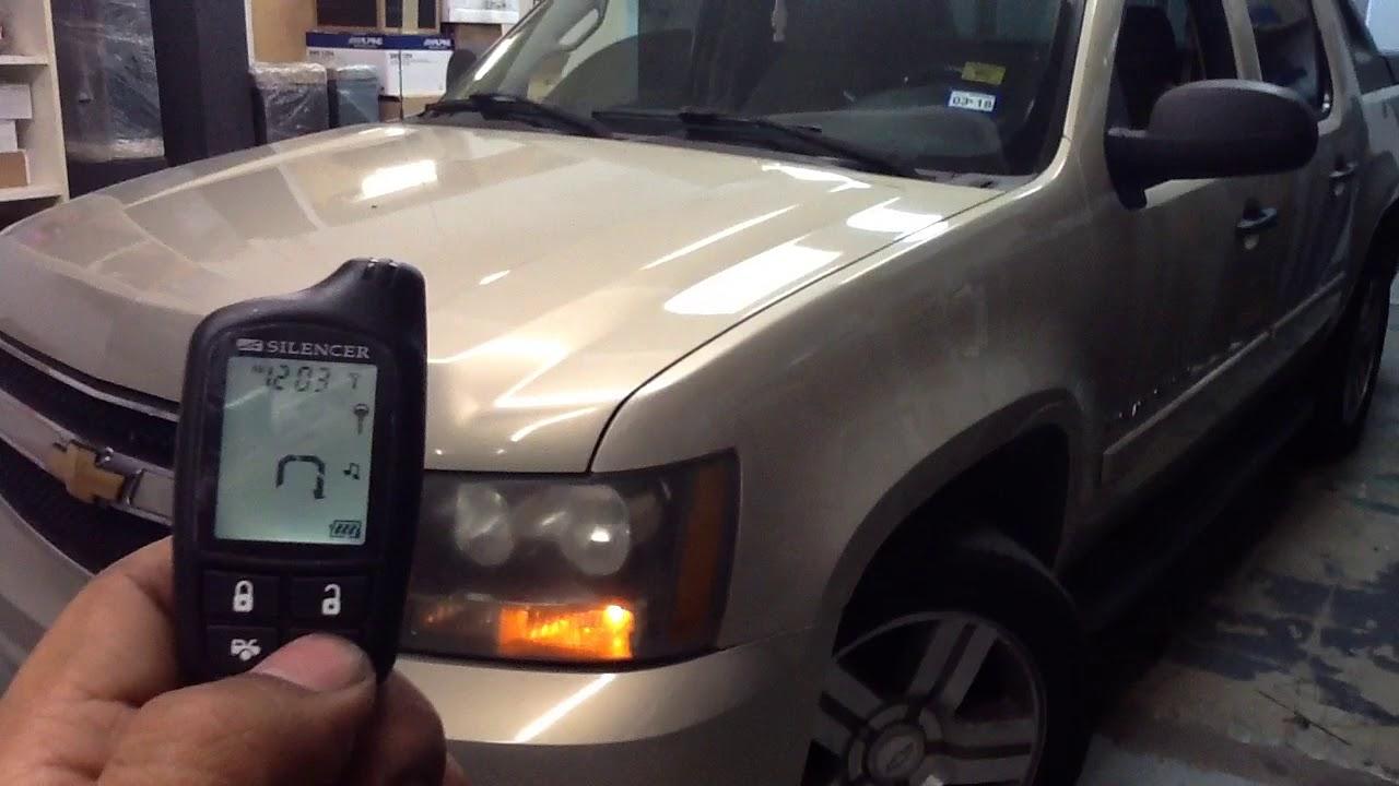 Malibu 2011 chevy malibu remote start not working : 2007-2013 Chevy Avalanche remote start alarm pager - YouTube