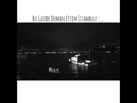Söz dizisi duman ettim istanbul'u