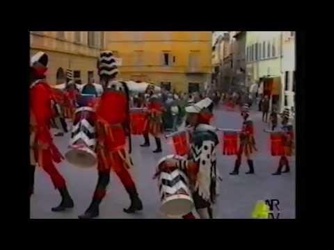 VENTICINQUE video celebrativo XXVa Lancia d'Oro 8 settembre 1991