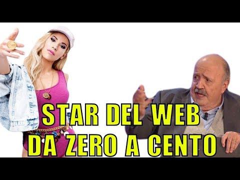 LE STAR DEL WEB CANTANO DA ZERO A CENTO DI BABY K