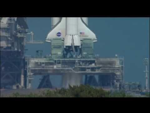 Lanzamiento del transbordador Atlantis; 14 de mayo de 2010