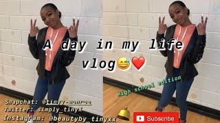 A DAY IN MY LIFE VLOG (typical day in nyc) || High school edition