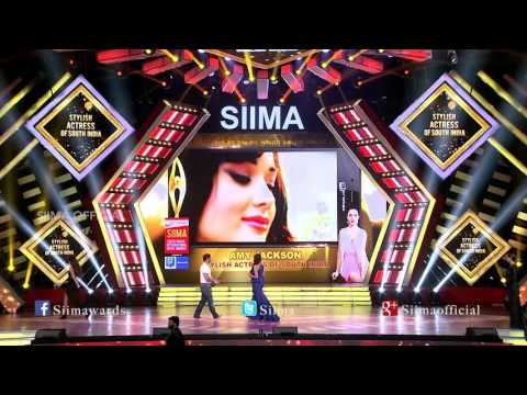 Micromax Siima 2015 | Stylish Actress South (Female) | Amy Jackson
