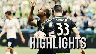 Highlights: Seattle Sounders FC vs Tottenham Hotspur