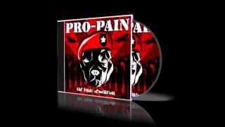 PRO-PAIN - Problem Reaction Solution