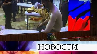 В Совете Федерации РФ заявили об опасности широкой конфронтации в связи с ударами западной коалиции.