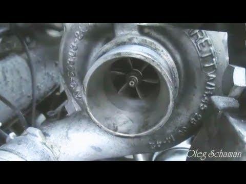 Кидает ли турбина масло во впуск? Как проверить. Audi A6C5 2.5TDI V6