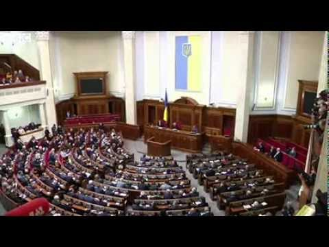 Ukraine's PM and government quit