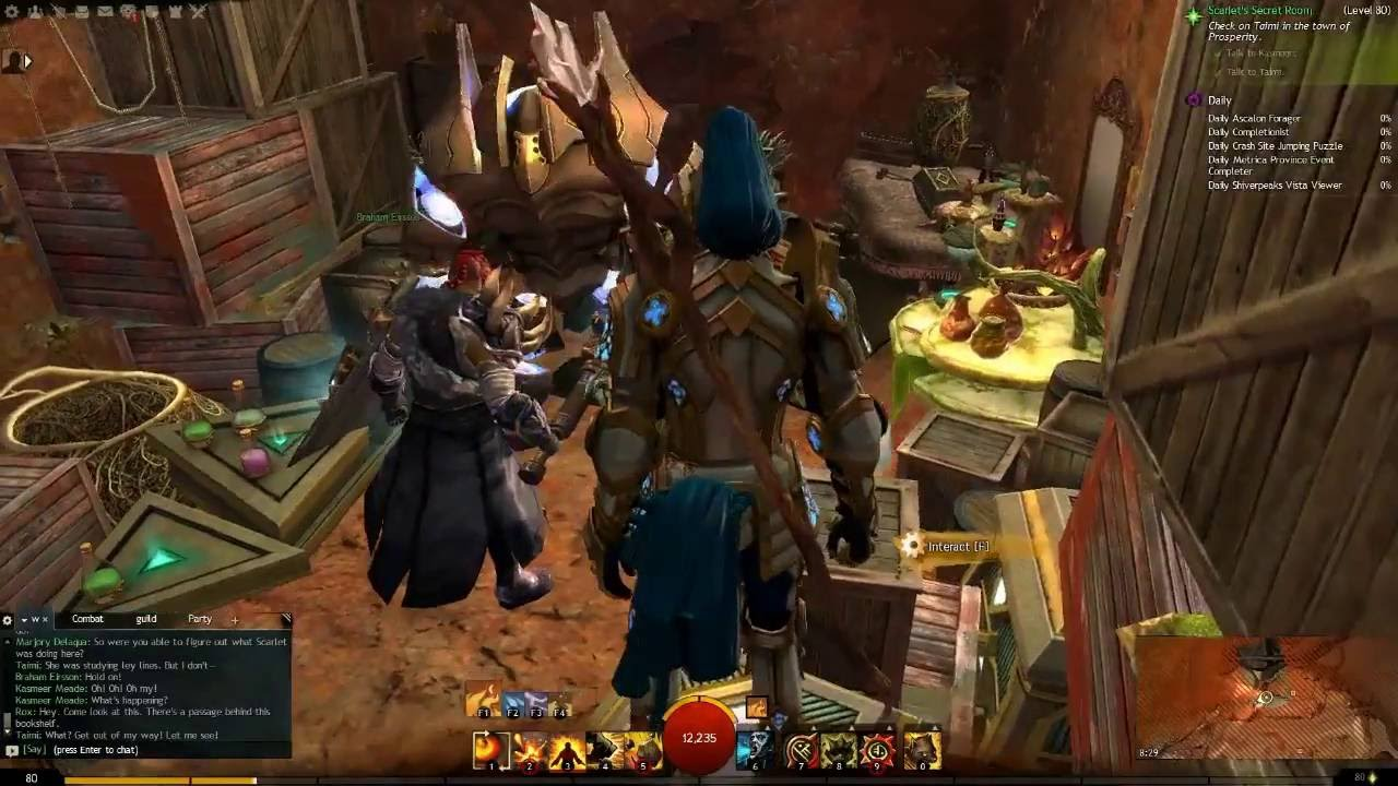 Game Guilds War 2: review, features, passage and reviews 2