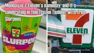 7-Eleven's Slurpee turns 50 -Special Report-