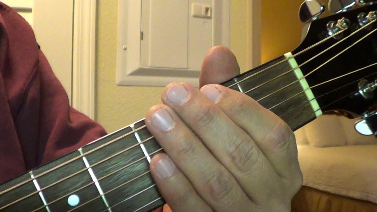 One chord song tutorial youtube one chord song tutorial hexwebz Gallery