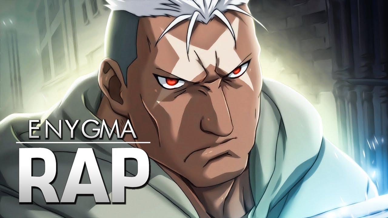Rap do Scar (Fullmetal Alchemist)   Cicatrizes   Enygma 72 Chords - Chordify