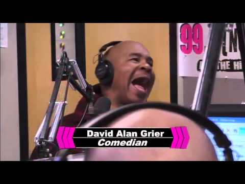 Comedian David Alan Grier Is Too Funny!!!