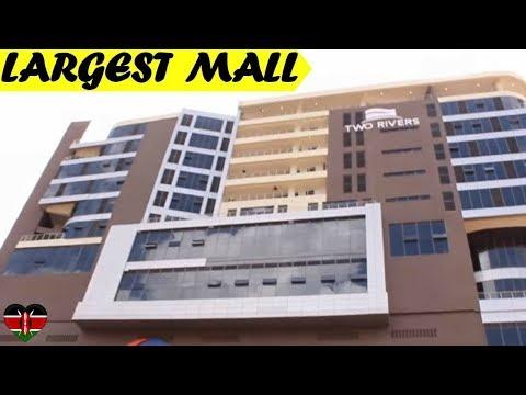 Nairobi Two Rivers Mall tour