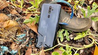 Restore Oppo  A5 2020   Restoration Destroyed Phone   Rebuild Broken Phone