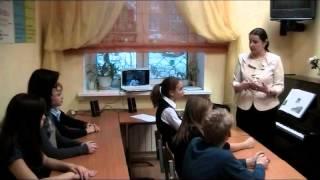Уроки сольфеджио и музыкальной литературы