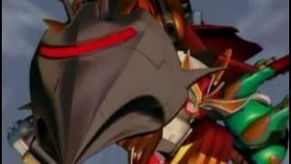 Power Rangers Top 10 Megazord Transformations