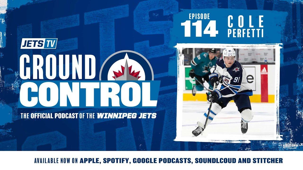 GROUND CONTROL: Episode 114 (Cole Perfetti)