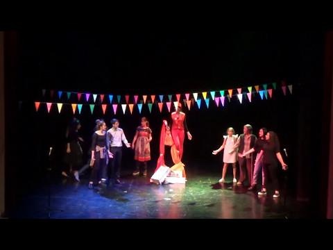 Nit de Sant Joan Teatre Principal 3 de maig de 2017 editat