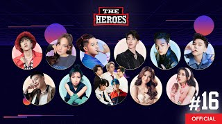 The Heroes Tập 16 Full HD