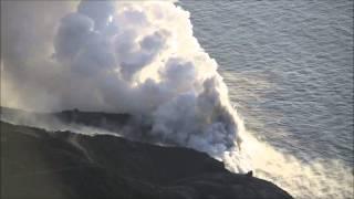 Littoral explosions at Stromboli volcano