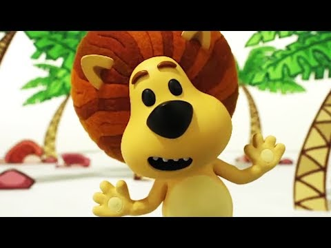 Raa Raa The Noisy Lion | Two's Company | English Full Episodes | Cartoon For Kids🦁