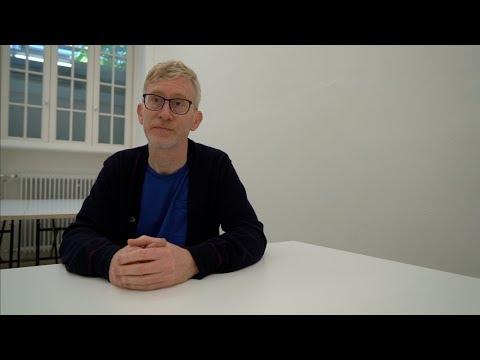 Meet HFBK Hamburg's New Profs: Martin Boyce