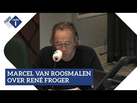 Een vlijmscherpe column van Marcel van Roosmalen over René Froger   NPO Radio 1