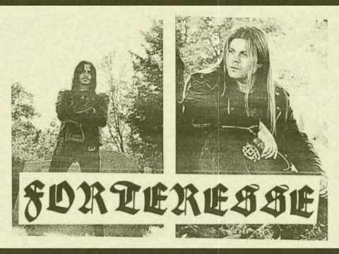 Forteresse - Deluge Blanc - (Quebec Black Metal)
