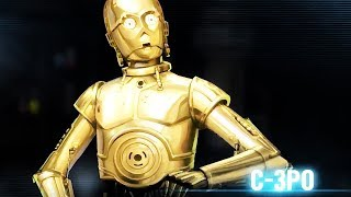 STAR WARS: Galaxy of Heroes - C3PO Trailer 2018 (Android, IOS)