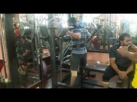 Leg press workout @ BBC gym malakpet(17)