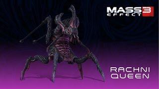 Mass Effect 3 9 Аттический траверс Рахни