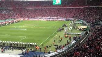 Mannschaftsaufstellung RB Leipzig + Bayern München DFB-Pokalfinale 2019