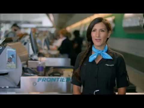 Frontier Airlines Corporate Video Youtube