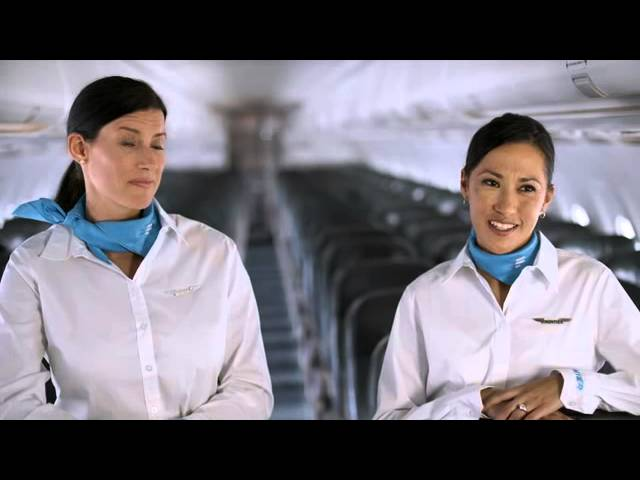 Frontier Airlines Corporate Video
