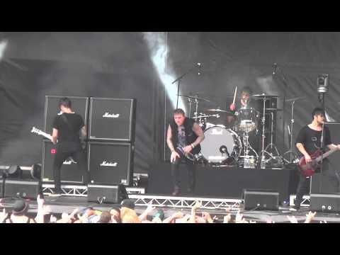 Papa Roach - Last Resort (Sydney Soundwave XV 2015)