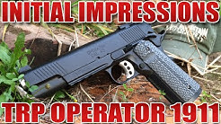 Initial Impressions: Springfield Armory TRP Operator 1911