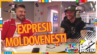 Micutzu si Bordea - Expresii moldovenesti | #ProFM25