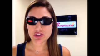Bolle copperhead sunglasses