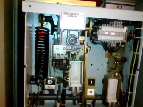 Vacuum Circuit Breaker Operation...