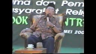 Ceramah Ilmiah Gus Dur dalam Peresmian Universitas Yudharta Pasuruan | Arif H. Ayik