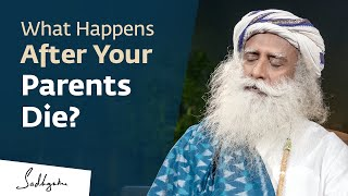 How A Loved One's Death Can Influence You Physically – Sadhguru