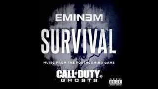 Download Eminem Ft Skylar Grey Survival Of The Fittest (Original full version) MP3 song and Music Video
