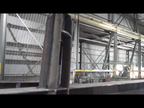 kcICON Project Team at AFCO Steel Plant