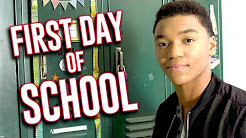FIRST DAY OF SCHOOL NIGHTMARE w/ JOSH LEVI