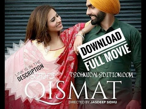 Download Qismat Punjabi full movie download in 1080p 720p full hd