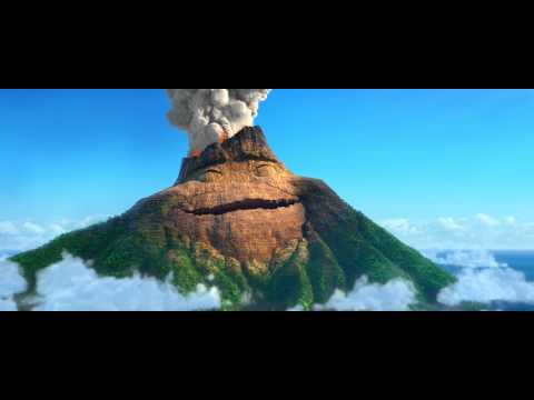 """Lava"" clip from Disney / Pixar short to accompany ""Inside Out"" in 2015"